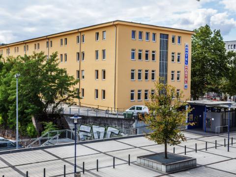 Hotel A&O Stuttgart City