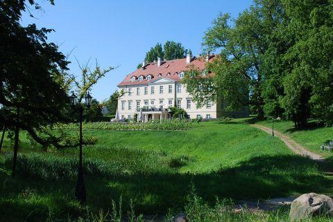 GreenLine Park Hotel Schloss Rattey
