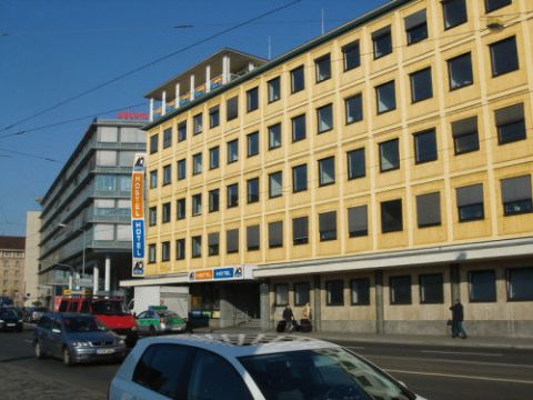 Hotel A&O N�rnberg Hauptbahnhof