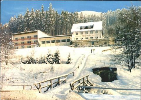 Hotel Waldpension Pfeiferhaus