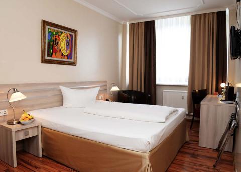 Comfort Eenpersoonskamer