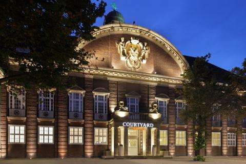 Hotel Courtyard by Marriott Bremen