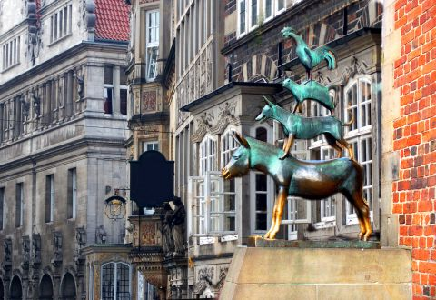 Secret Hotel omgeving Bremen