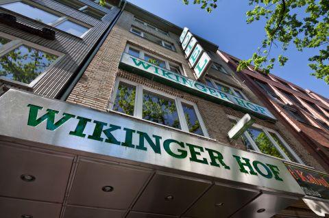 Centrum Hotel Wikinger Hof Hamburg