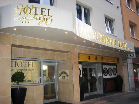 Hotel M�nchner Hof