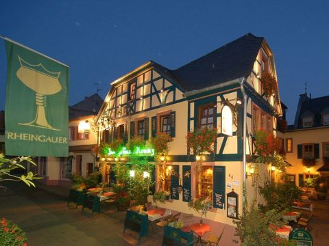 Historisches Weinhotel zum Gr�nen Kranz