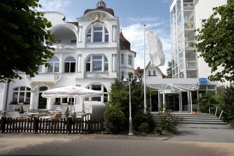 TRYP by Wyndham Ahlbeck Strandhotel