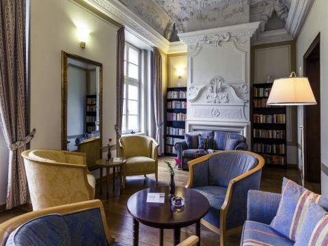 Hotel Mercure Schloss Neustadt-Glewe