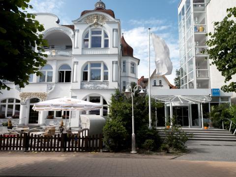 Hotel TRYP by Wyndham Ahlbeck Strandhotel