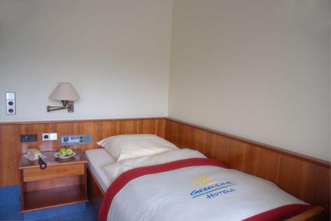 Standaard Eenpersoonskamer (incl. halfpension)