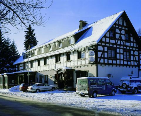 Landgasthaus 'Zum wilden Zimmermann'