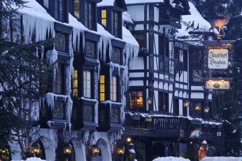 Hotel Relais Châteaux Jagdhof Glashütte