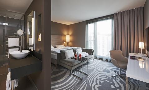 L�g�re Hotel Bielefeld