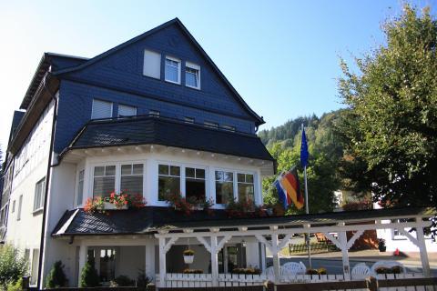 Hotel Pension Hunaustuben