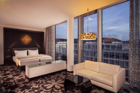 Kameha grand bonn in bonn de beste aanbiedingen for Moderne hotels nrw