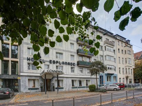 G�nnewig Hotel Esplanade by Centro