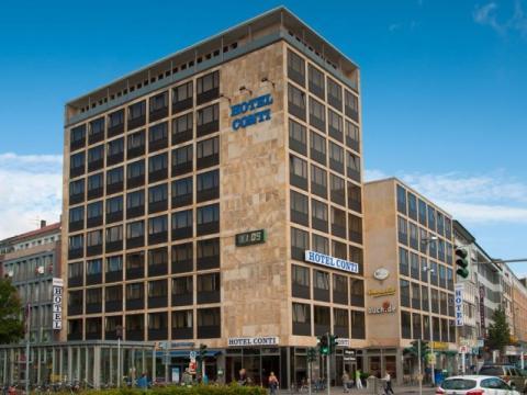 City Partner Hotel Conti