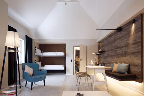 Vroegboekaanbieding comfort appartement