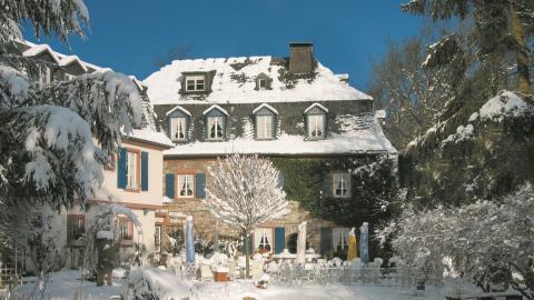Hotel Lillers Historische Schlossmuehle