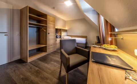 Standaard eenpersoonskamer - Hotdeal