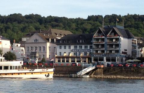 Hotel und G�stehaus Rheinlust