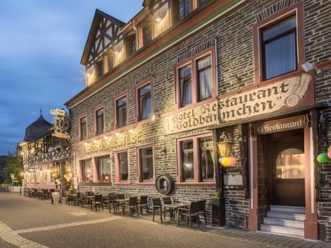 Hotel Ellenzer Goldb�umchen