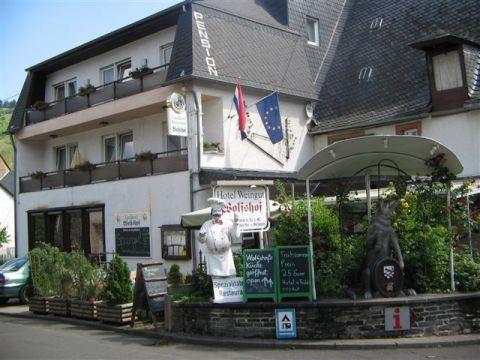 Landhotel Wolfshof