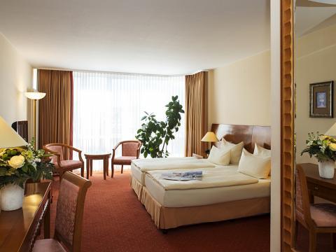 Standard Doppelzimmer - Hotdeal