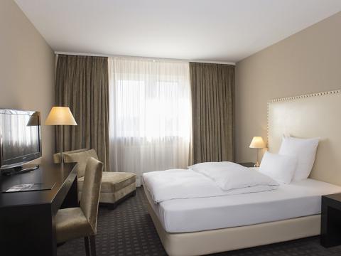 Komfort Einzelzimmer - Hotdeal