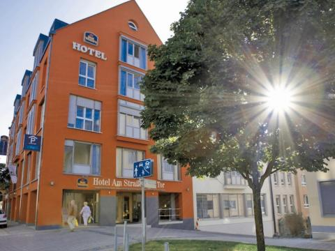 Best Western Hotel Am Stra�berger Tor