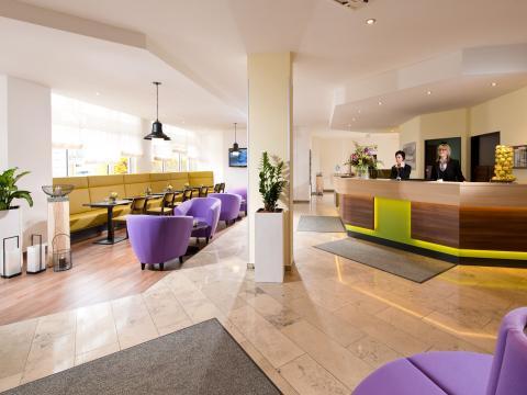 Hotel ACHAT Premium Zwickau