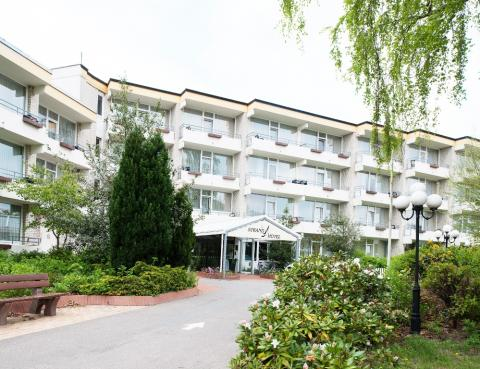 Hotel Weissenh�user Strand
