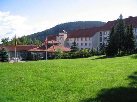 Waldhotel Berghof