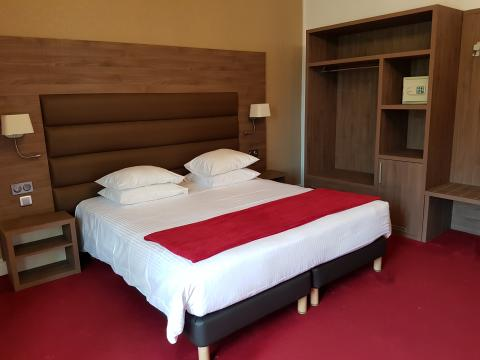 Hotel Le Chateau de Bricquebec