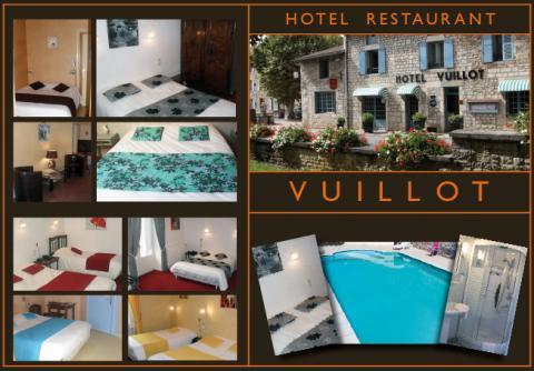 Hotel Restaurant Vuillot