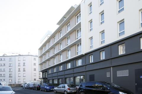 Hotel Appart'City Brest Place de Strasbourg