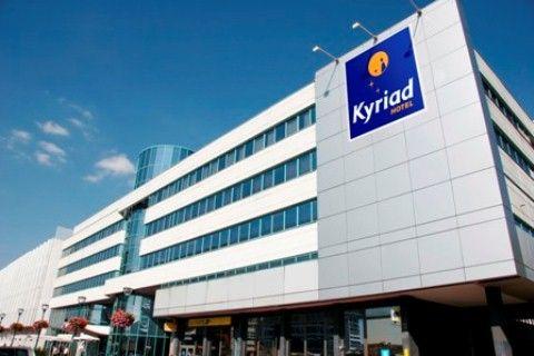 Hotel Kyriad Massy - Op�ra