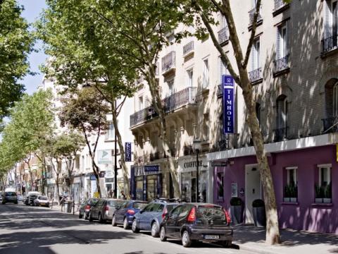 Timhotel Boulogne Rives de Seine
