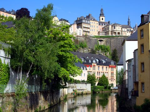 Cheap City Trip Luxembourg City