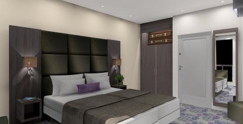 3-kamer appartement 2 Personen Dinerarrangement