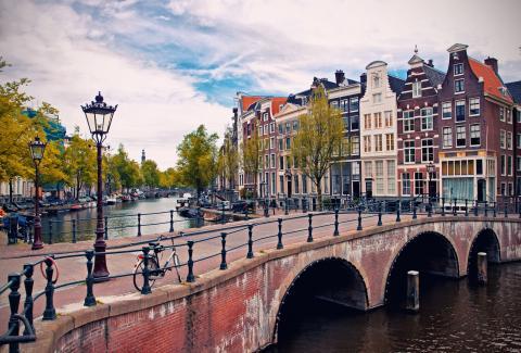 Secret hotel Amsterdam 3*