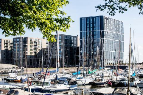 Hotel Breeze Amsterdam - Zero Energy