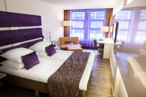 Albus Hotel Amsterdam Centre