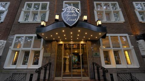 Boutique Hotel Apollofirst Amsterdam