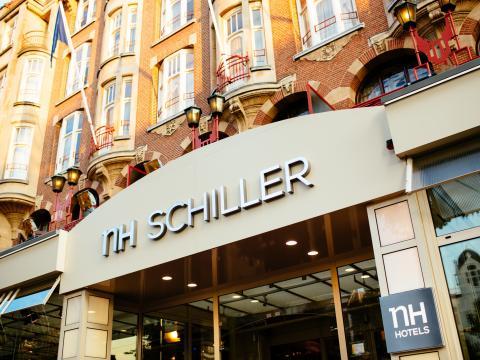 NH Amsterdam Schiller