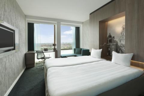 Deluxe kamer met panoramisch uitzicht