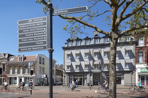 Hotel Lion d'Or Haarlem