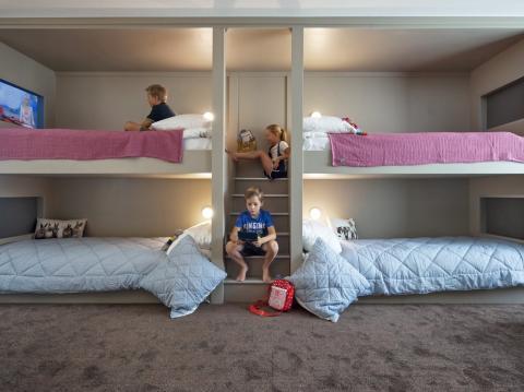 Familiekamer 6-persoons