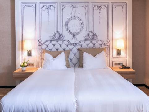 Deluxe tweepersoonskamer - 2 nachten