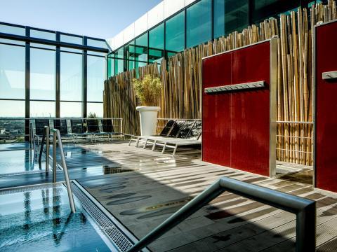 Wellness hotels de beste overnachtingen met wellness for Design wellnesshotel nrw